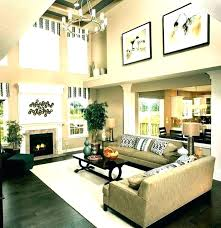 chandelier for 2 story family room 2 story living room staggering 2 story great room decorating