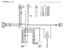 yamaha xt 250 wiring diagram lorestan info Yamaha XS1100 Wiring-Diagram yamaha xt 250 wiring diagram