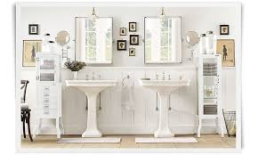 restoration hardware bathrooms. Park Pedestal Sinks. Restoration Hardware Bathrooms A