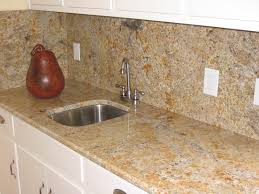 Kitchen Sinks With Granite Countertops Kitchen White Kitchen Cabinet With Wall Electric Plugs And