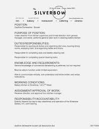 Hostess Job Description Resume Cover Letter For Hostess Job