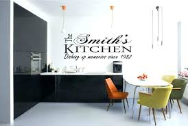 wall sayings for kitchen kitchen wall vinyl wall stickers tile decor art org kitchen wall