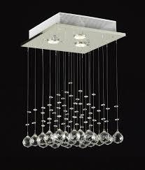 hanging ball chandelier