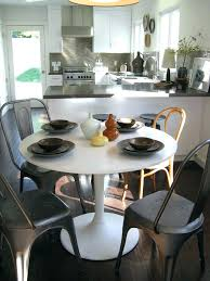 ikea round table round table and chairs kitchen table sets chairs white round top table dark floor window ikea isberget tablet stand