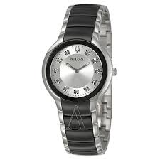 bulova diamonds 98d118 men s watch watches bulova diamonds 98d118 men s watch >