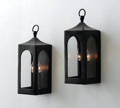 wall lantern indoor. Indoor Lantern Wall Sconce Photo 8 Of Pottery Barn B
