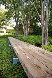 by Hocker Design Group - elevated wooden walkway