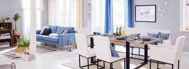 Maritimes Esszimmer Einrichten Set Wohndesign