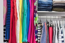 organization shed 20 pounds in a weekend from your closet