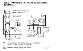 hvac relay wiring wiring diagram val