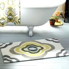 yellow and gray bathroom rugs yellow bathroom rug magnificent yellow and gray bathroom rug gray and