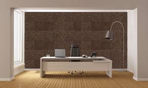charcoal decorative insulation cork tiles pack of 4