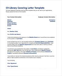 cover letter for librarians 9 librarian cover letter free premium templates