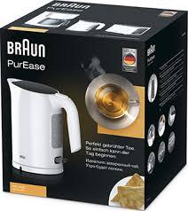 <b>Чайник</b> электрический <b>BRAUN WK 3000</b> WH купить в интернет ...