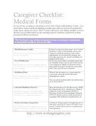 Medical Release Form For Babysitter Template Babysitting Parent Info