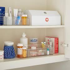 Bathroom Cabinet Organizer Medicine Cabinet Organizer Linus Medicine Cabinet Organizer