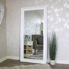 white floor mirror. Extra Large White Ornate Wall/Floor Mirror 158cm X 78cm Floor I