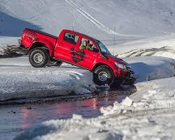 Arctic Trucks Self-drive Trips in Iceland