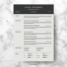 Basic Resume Format Basic Resume Templates 24 Examples To Download Use Now 21