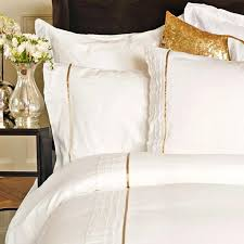 metallic gold bedding white sets pertaining to motivate hotel red blue quilt queen with and comforter