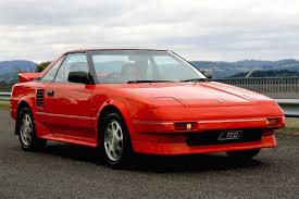 FAB WHEELS DIGEST (F.W.D.): Toyota MR2 - Generation 1 (1984-89)