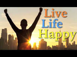 Happy Upbeat Background Music 'Live Life Happy' Royalty Free Music Cool Live Life Happy Images