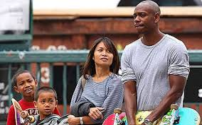 Dave chappelles asian wife