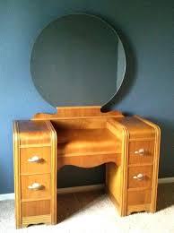 antique vanity dresser with mirror vanity dresser with mirror wooden vintage vanity dresser with round mirror