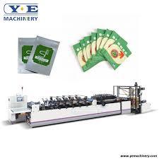 automatic 3 side bag sealing nescafe coffee powder packing machine sugar machine 1kg
