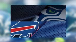 Seattle Seahawks Vs Buffalo Bills Pioneer Square