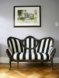black and white striped furniture. 10 new ways to reupholster old furniture black and white striped