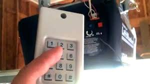 genie garage door opener learn button. Genie Blue Max Garage Door Opener Change Code  . Learn Button
