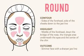 makeup tips for round chubby face you can get an instantly y look makeup makeuptips round face beauty beautytips