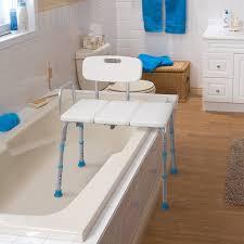 handicap bathtub seats. amazon.com: aquasense adjustable bath and shower transfer bench with reversible backrest: health \u0026 personal care handicap bathtub seats