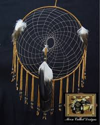 Eagle Feather Dream Catcher Delectable Second Life Marketplace Large Dreamcatcher Native American Indian
