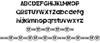 forte font silver forte grunge font by lj design studios fontspace