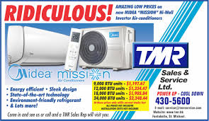 How To Service An Air Conditioner Midea Mission Hi Wall Inverter Air Conditioning Systems Tmr