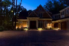 low voltage outdoor lighting color
