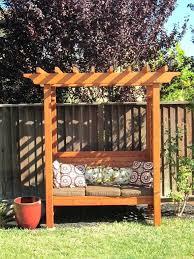 garden arbor bench project planet z plans diy wood garden arbor bench project planet z plans diy wood