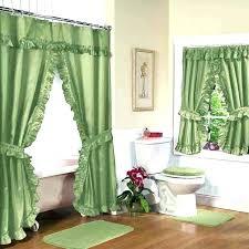 curtains on a window plastic vinyl window curtains a decoration astonishing green curtain ideas for calm