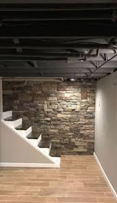 Unfinished basement ceiling paint Black Unfinished Basement Ideas Drylock Extreme Waterproofing Masonry Paint Painting Rollers get The Ones Produced Harsh Surfaces Paint Post Extender Things Pinterest Awesome Painted Basement Ceilings Basement Pinterest Basement