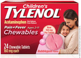 Infant Tylenol Chart 2017 Kids Solid Dose Acetaminophen Products Transition To Single