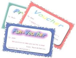 Sample Fun Vouchers Canteen Coupon Template Maker For Instagram