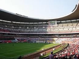 Estadio Azteca Seating Chart Estadio Azteca Mexico City