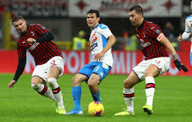 Serie A, Highlights Milan-Napoli: gol e sintesi del match ...