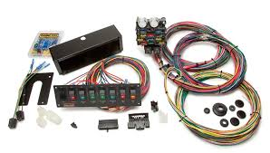 search results painless performance Painless 18 Circuit Wiring Harness 21 circuit pro street chassis harness w switch panel by painless performance products painless 12 circuit wiring harness