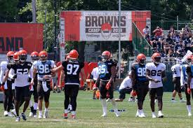 Cleveland Rb Depth Chart Cleveland Browns First Depth Chart Of Training Camp Dawgs