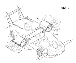 Toyota flying car patent 2 04