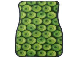 green car floor mats. Green Car Floor Mats Pattern With Apples Mat O For  Bay Green Car Floor Mats