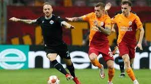 Galatasaray - Lazio maç özeti   Galatasaray Lazi maçı dakika dakika özet  anlatımı - Timeturk Haber